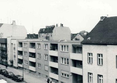 Dachaufbau Prühßstraße Berlin