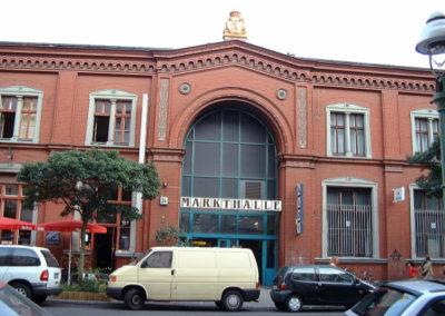 Eisenbahnmarkthalle-Eingang