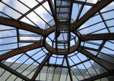 Kuppel Europacenter-Berlin