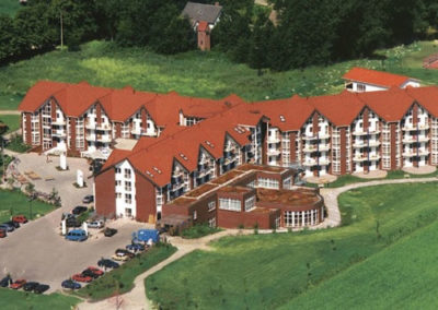 Neubau einer Rehaklinik auf der Insel Poel - Arbeitsgemeinschaft Siegfried Schwarzer und Reinhrad D. Schulz