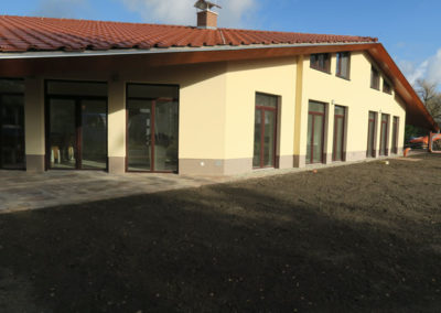 Neubau eines Doppelhauses - Architekt Reinhard D. Schulz