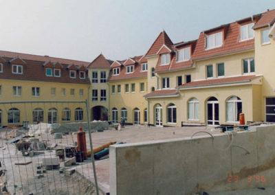Neubau im Zentrum von Bad Freienwalde - Architekt Reinhard D. Schulz