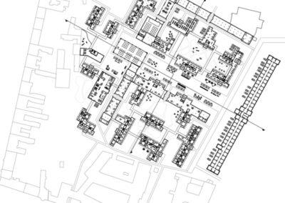 Clusterwohnungen-Lageplan