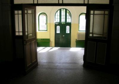 Gymnasium-Franzburg-Eingang