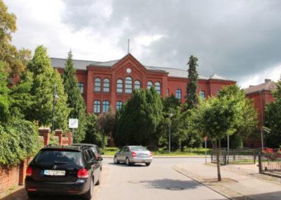 Gymnasium-Franzburg