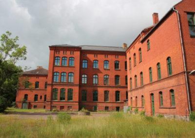Gymnasium-Franzburg Rueckseite