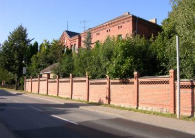 Gymnasium-Franzburg-Strassenseite
