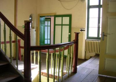 Gymnasium-Franzburg-Treppenhaus